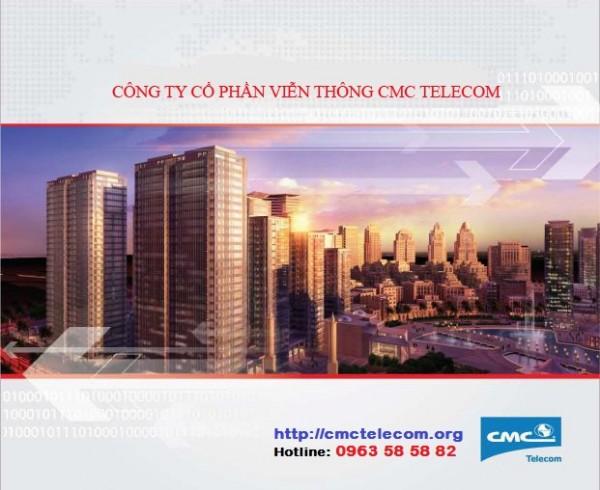 Giới thiệu CMC Telecom